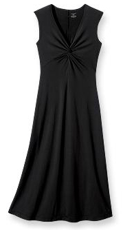 Patagonia Bandha dress black