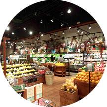 Gourmet grocer © thedailyfuss.com