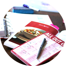 Meal planning © thedailyfuss.com