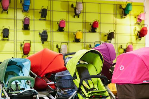 Wonder strollers