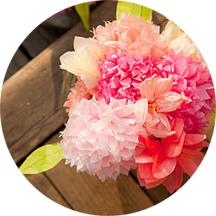 Tissuepaperflowers© thedailyfuss