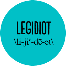 Leidictionary© thedailyfuss